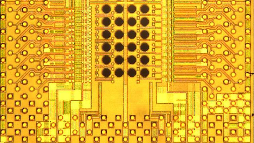 Ny optisk chip med terabit-kapasitet