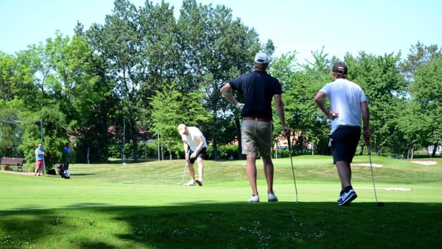 I år har Säröhus 4 golfpartners!