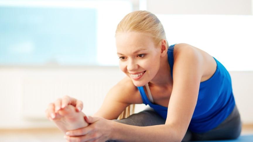 Bei Fußgicht hilft auch Fußgymnastik. Bild: pressmaster I fotolia