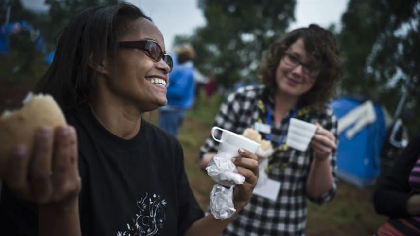 Kvinnor är redo att leda i Sverige och Burundi