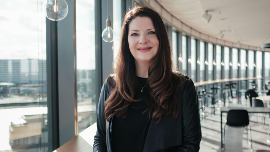 Anja Hofmann, Vorstandsmitglied der Deutschen Bildung, einem Social Business für Studienfinanzierung