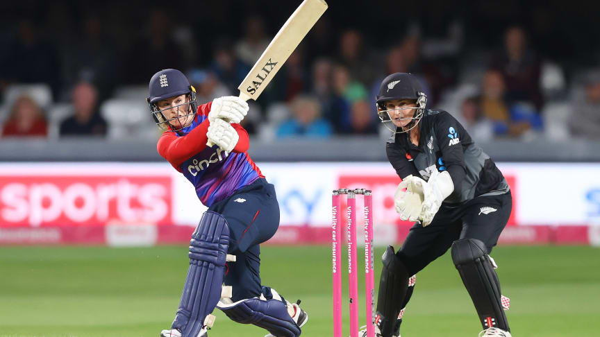 Beaumont entertained a sell-out Chelmsford crowd. Photo: Getty Images