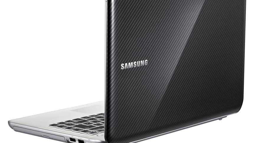 Samsung och Telia först med 4g-dator
