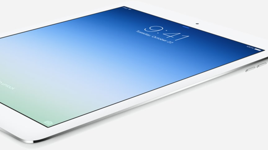 Telenor säljstartar iPad Air och iPad Mini