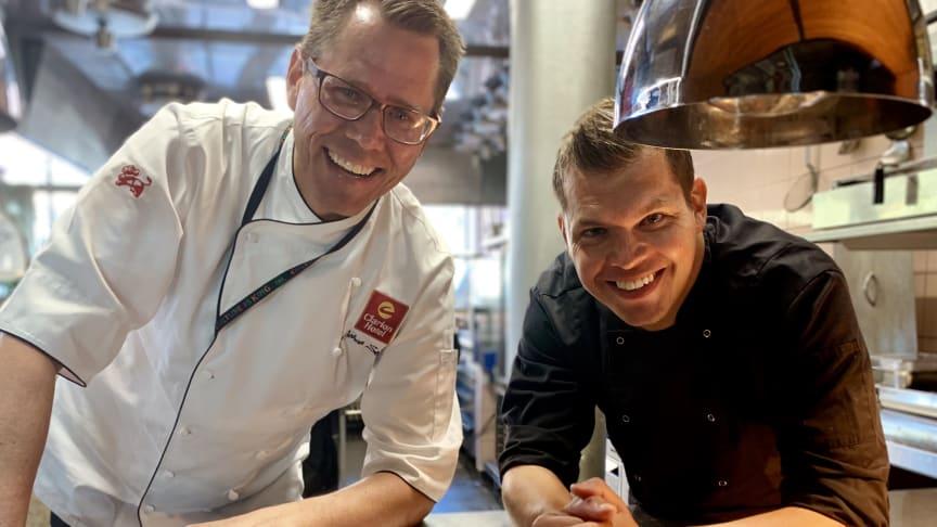 Johan och Johannes bjuder Malmö på en gastronomisk resa till det varma landet i väst.
