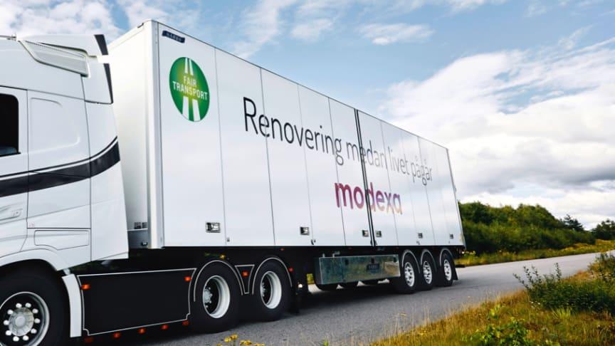 Ännu fler Köksförnyelser på väg - Modexa tecknar nytt rikstäckande HBV-avtal
