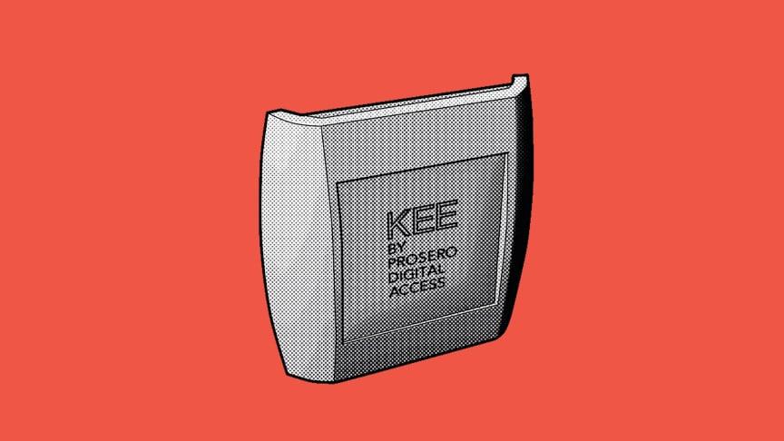 Smarta digitala lås för en framtid utan nycklar – nu lanseras KEE by Prosero Digital Access