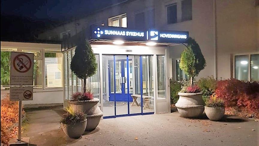I oktober 2018 ble «Fang Energityven» gjennomført på Sunnaas sykehus som en del av satsingen på energieffektivitet. Nå kan du melde på bygg til Fang Energityven 2019! Foto: Dejan Doder.