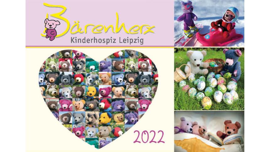 Mit Bärenherz durch das Jahr 2022 - Der neue Bärenherz-Kalender