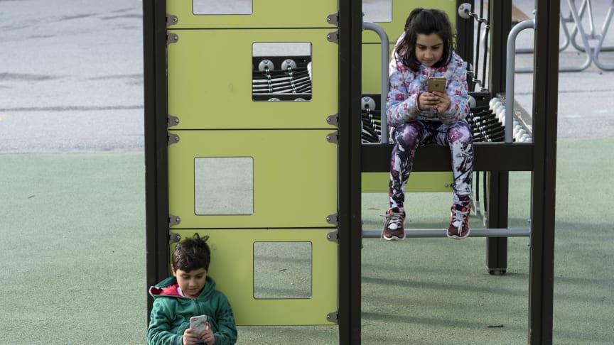 Barn rör sig för lite och den ojämlika hälsan ökar. Vad kommer det att kosta samhället? Idag och i framtiden.