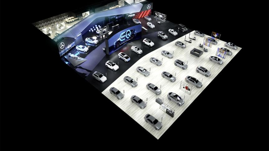Spændende nyheder fra Mercedes-Benz på Geneve Motor Show
