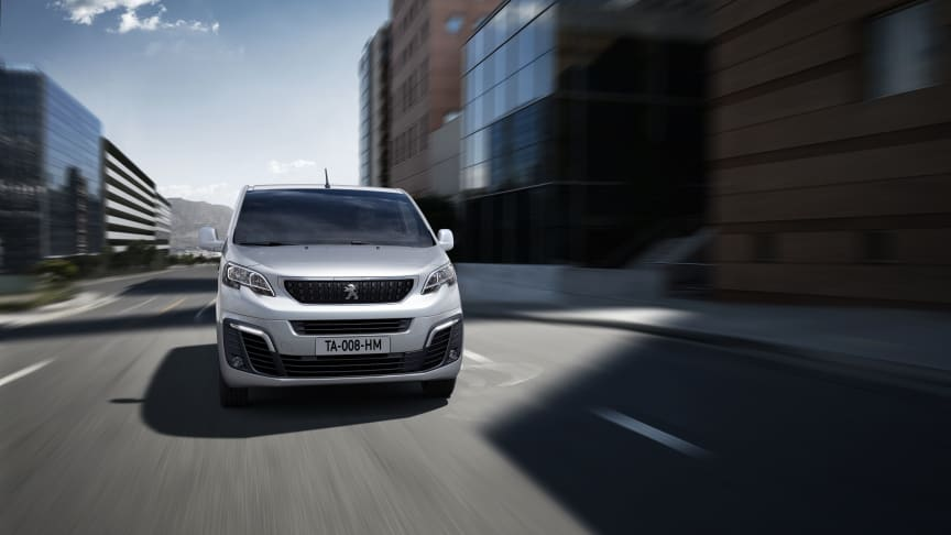 Nya Peugeot Expert lanseras i sommar - svenska priser klara
