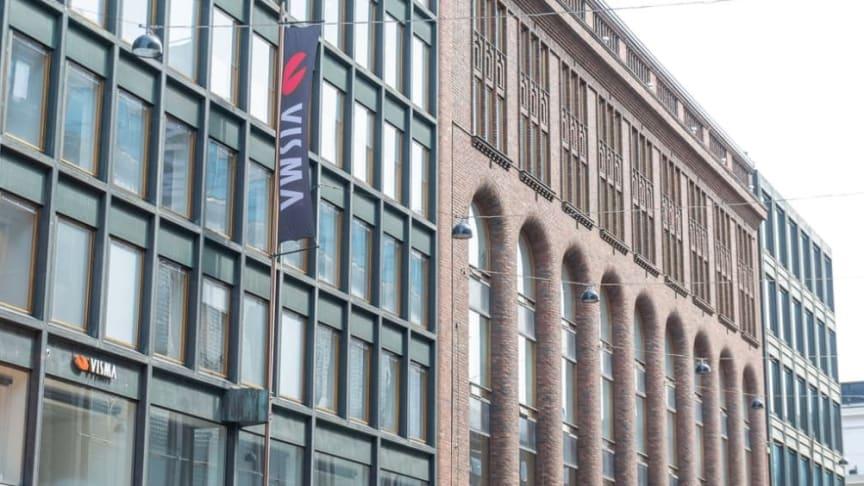 Visman liikevaihto kasvoi viime vuonna Suomessa 13 prosenttia 232 miljoonaan euroon