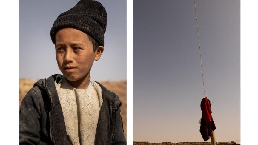Abdul, som heter något annat, är 9 år och bor i Afghanistan. Han har varit omgiven av konflikt under stor del av sitt liv.