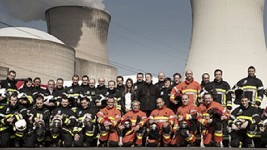Falck Fire Services signs the first contract in Belgium