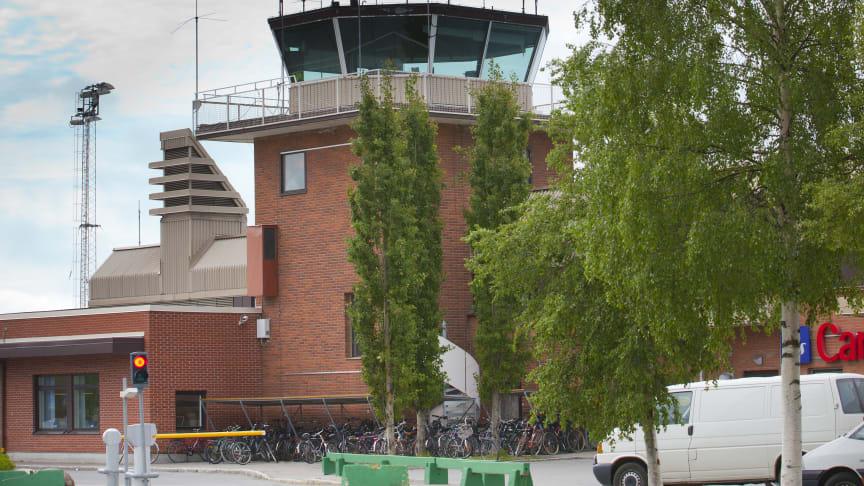 Umeå Airport - Foto: Peter Phillips