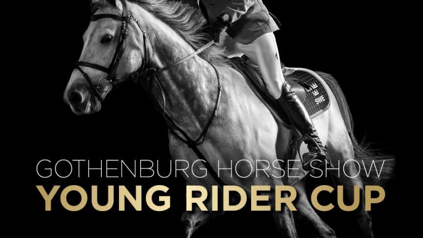 Första kvaltävlingen i Young Rider Cup på Billdals Ridklubb!