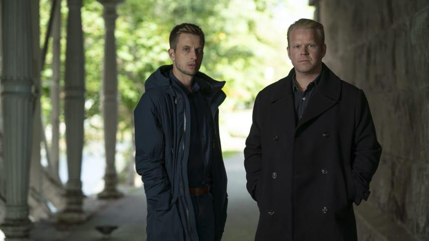 Anders Danielsen Lie og Anders Baasmo