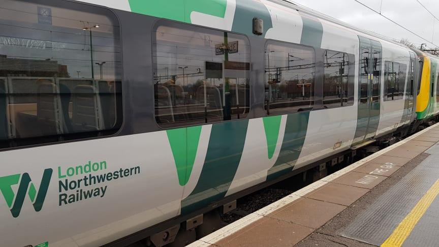 London Northwestern Railway urges passengers to plan ahead this Christmas