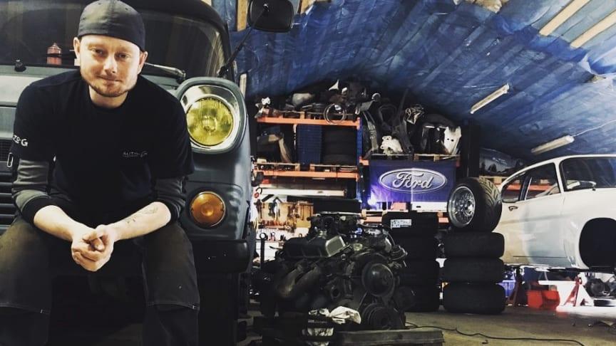 Et Ford-liv: Felix Lenstrup