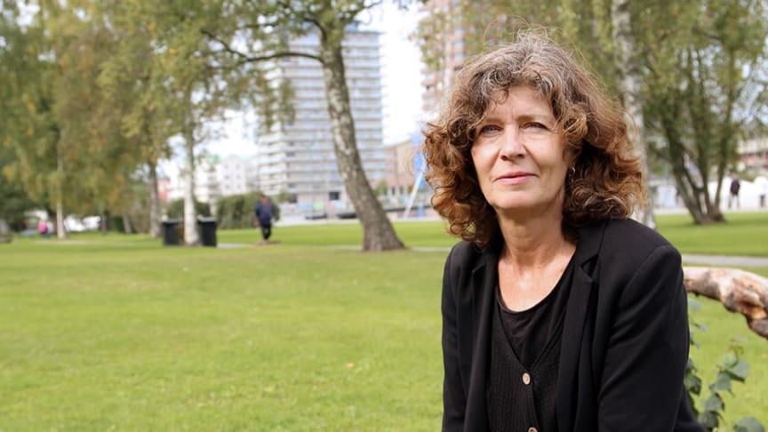 Isabel Andersson, enhetschef för Fokushuset.