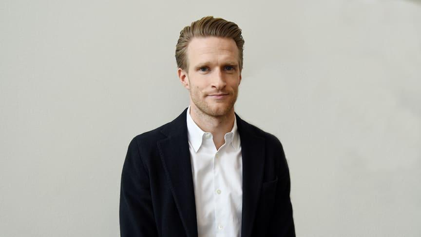 Joakim Sköld Östling, affärsområdeschef Färskvaror, Martin & Servera Restauranghandel