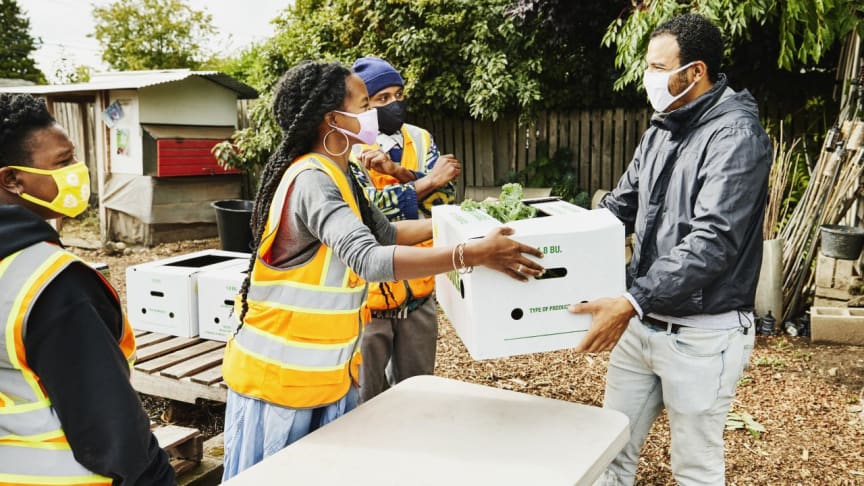 Discovery Vitality partners with the Nelson Mandela Foundation to fight hunger this Mandela Month