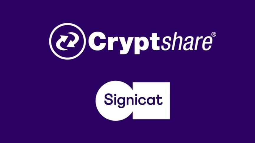 Cryptshare och Signicat banar väg för säker e-post och filöverföring med hjälp av svenskt BankID.