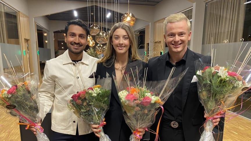 Simon Vasquez , Amanda Girdo, Cayetano Rocafort