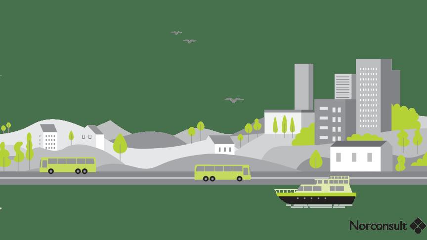 Norconsults Bærekraftsuke 2021 fokuserer på bærekraft innen samferdsel