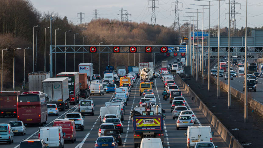 Drivers planning 20 million getaway trips as the country breaks for Christmas