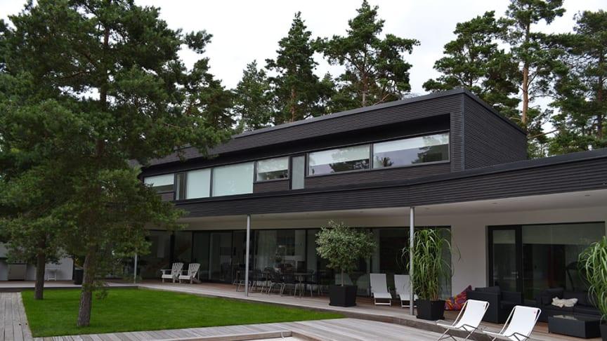 Energieffektiv villa