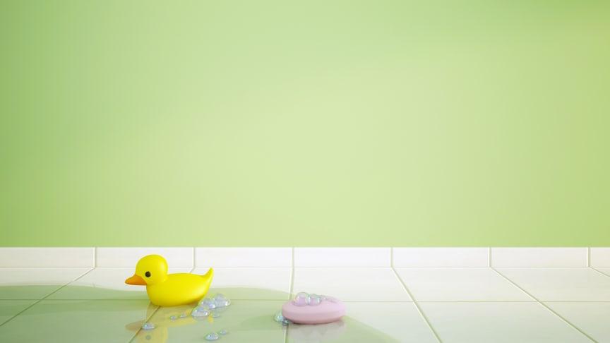 Renovera badrummet i tid