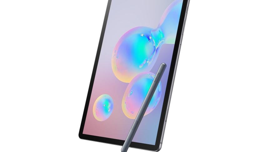 Samsung Galaxy Tab S6 – kreativ, produktiv og kraftfuld i et let format