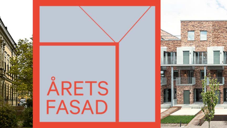 Vinnarna i Årets Fasad 2020 utsedda under Fasadforum