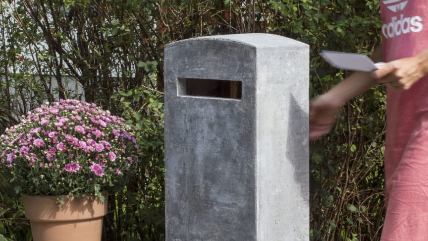 Säker brevlåda – gör det själv