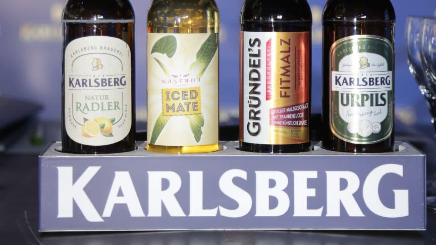 Die Karlsberg Brauerei präsentiert am 24. April ihre Zahlen von 2017. Foto: Karlsberg/Thomas Seeber