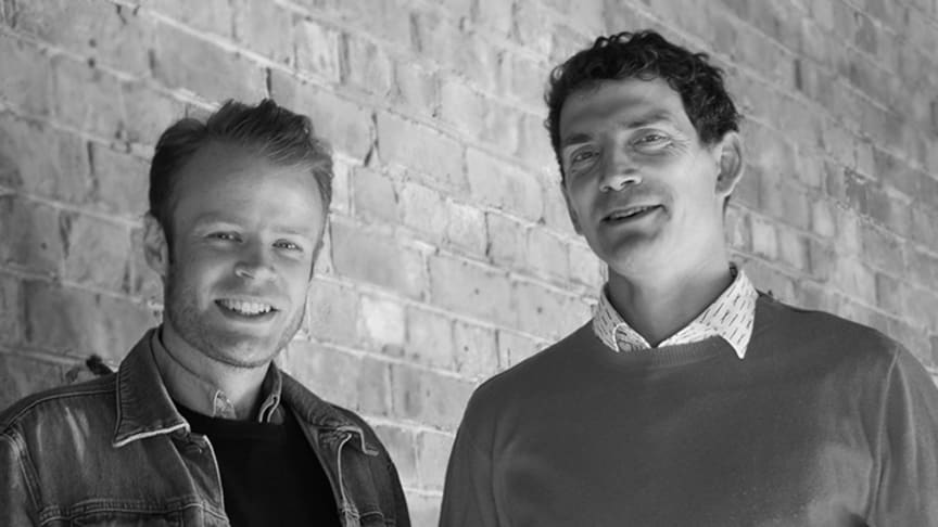 Olof Philipson och Martin Lundin - nya partners hos SSARK
