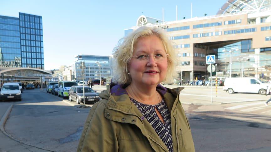Carina Löfgren Region Gävleborg            foto Anna Frödell
