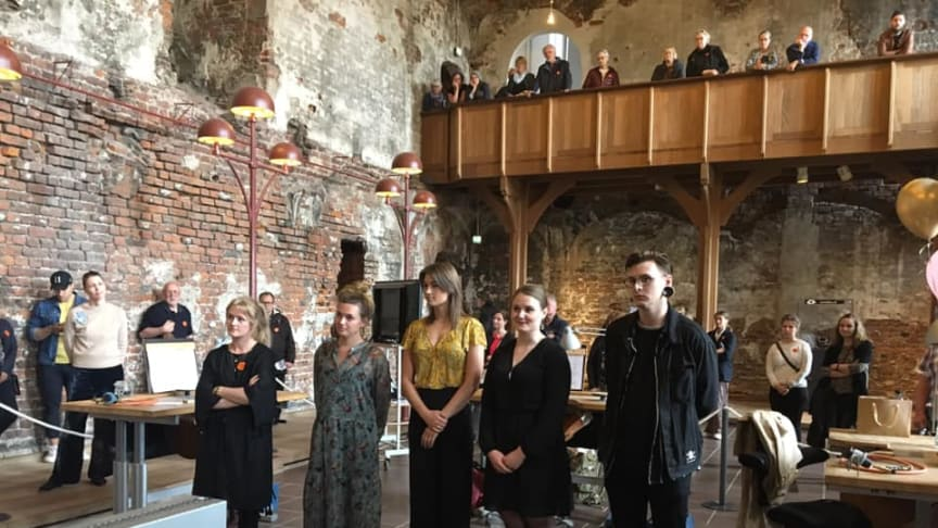NEXT-elever er Danmarks bedste guldsmede