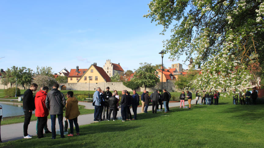 Kongresser - en framgångsfaktor för Gotland på flera sätt.