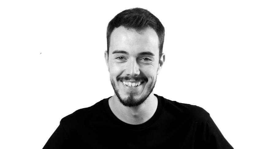 Alejandro Mandrión Moreno, Michael Treschow-stipendiat 2018