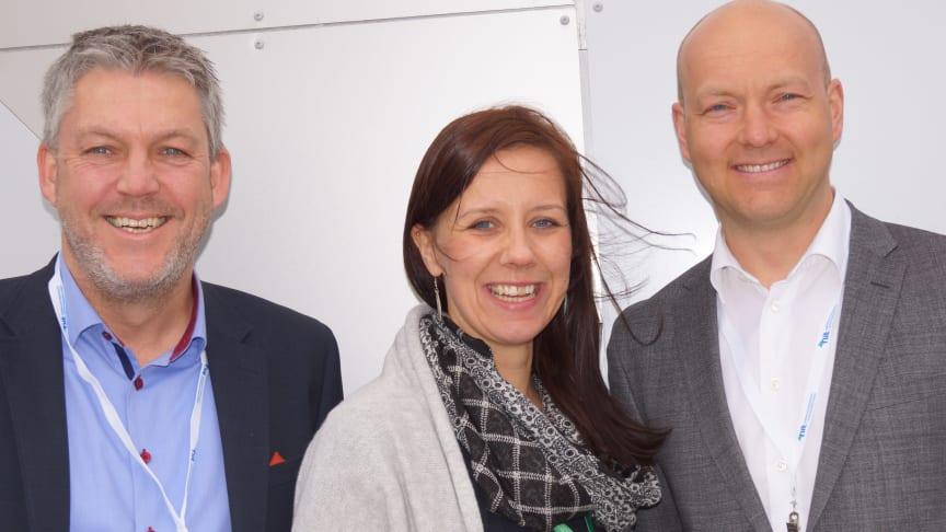 Energismarte bygg i vinden i Trondheim