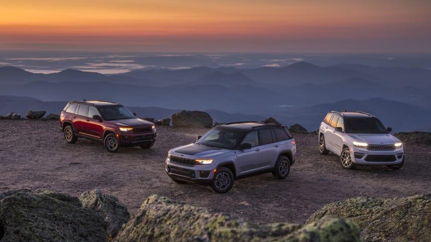 Jeep præsenterer ny Grand Cherokee