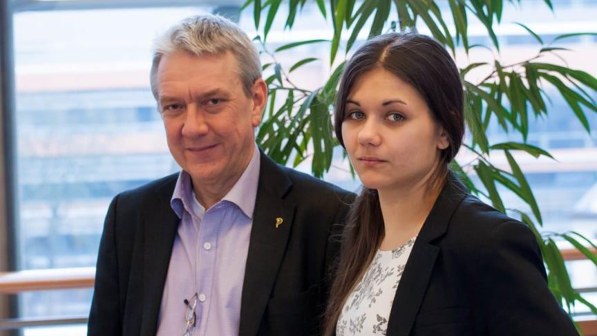 Piratpartiets presenterar sitt valmanifest inför EU-valet 2014