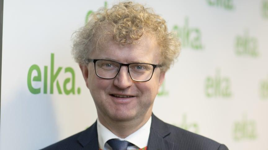 Sjeføkonom i Eika Gruppen, Jan Ludvig Andreassen