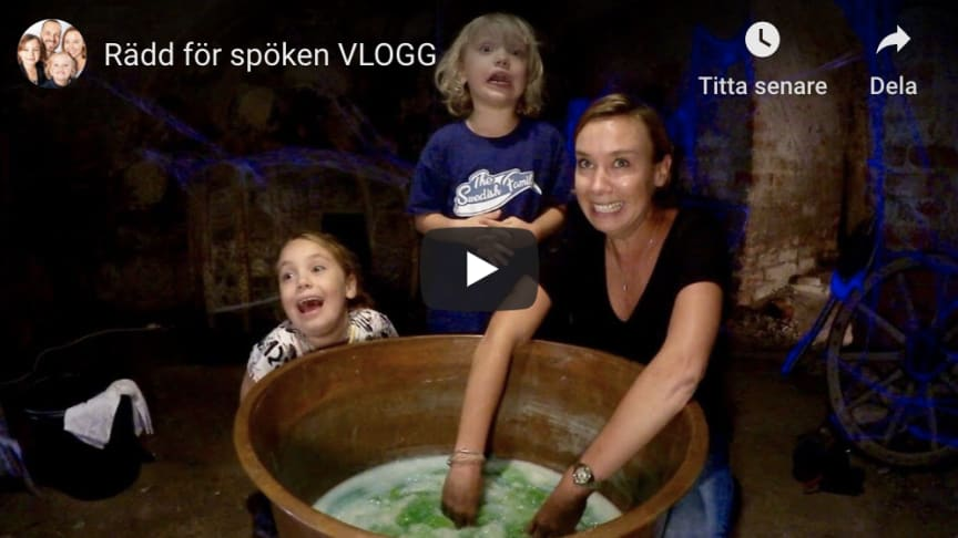 The Swedish Family medverkar i influencer marketing-kampanjen