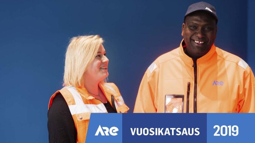 Vuosikatsaus on julkaistu: Kehitämme Aresta vahvaa Pohjoismaista talotekniikan suunnannäyttäjää