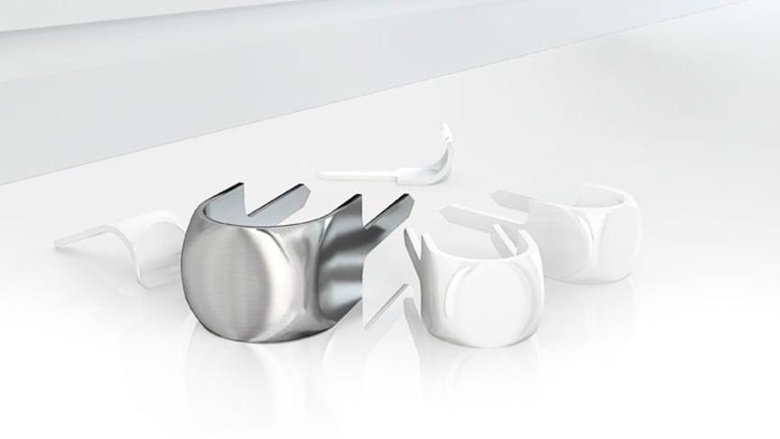 TFK Fastis – Nytt estetisk og funksjonelt metallklammer