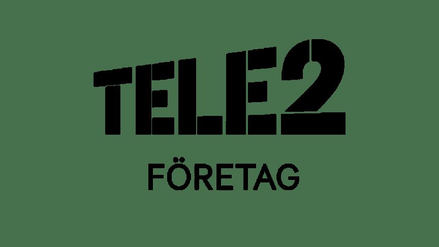 Tele2 företag ansluter sig nu till stadsnätet.